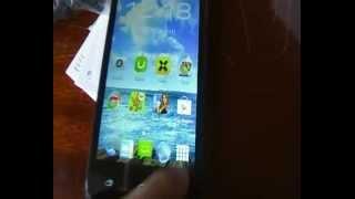 Обзор телефона Fly IQ4415 Quad ERA Style 3