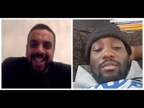 'I TOLD BROOK I'LL F*** HIM UP' -REVEALS TERENCE CRAWFORD / & SPENCE, MAYWEATHER COMMENTS, ARUM, UFC