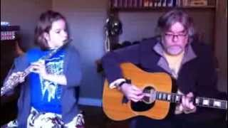 Duncan (Paul Simon cover) by Scott Roberts and Olivia Roberts