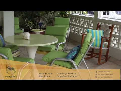 Hello Barbados Charming Caribbean Villa