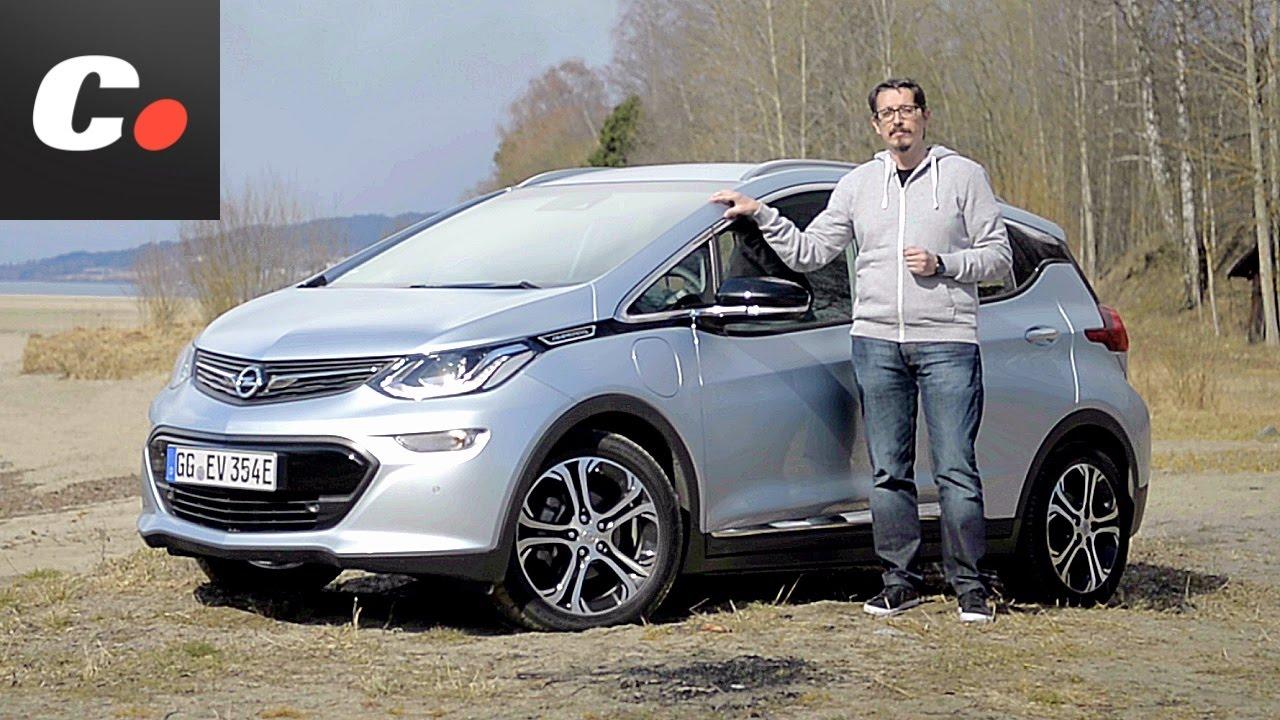 En Video Opel Ampera E El Electrico Mas Completo Tesla