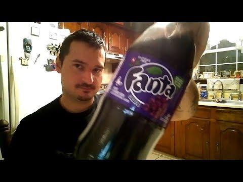 Fanta Grape Soda - Coca-Cola Review