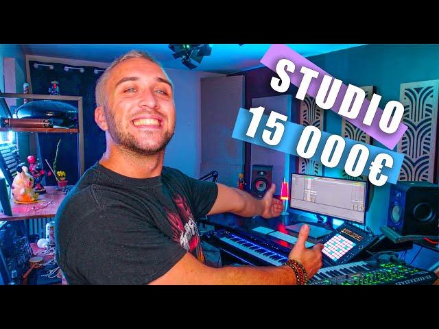 MON NOUVEAU STUDIO 2020 ! ( 15 000 €)