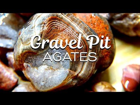 Agate Hunting In Spring | Gravel Pit