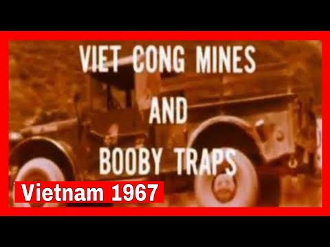 1967 | Viet Cong | IEDs | Booby Traps