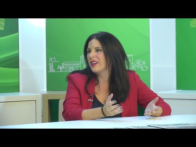 VIVIR EN CONEXIÓN ||| Entrevista a Ángeles Férriz, cabeza de lista del PSOE de Jaén