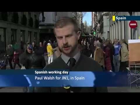 Paul Walsh Video Journalist Showreel