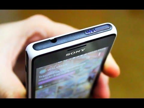 Sony Xperia E1 - recenzja, Mobzilla odc. 146