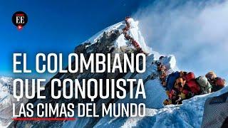 Fernando González: homenaje al primer alpinista colombiano que escaló el Everest - El Espectador