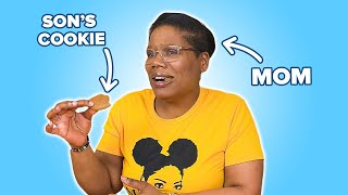 Black Family Tries Each Others' Chocolate Chip Cookies