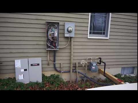 Generac 16kW Whole House Power Backup