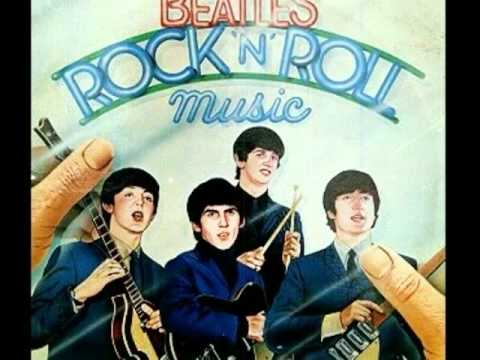 Beatles、Rock'n Roll Music