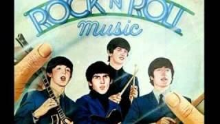 Beatles、Rock