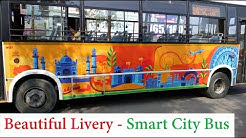 Aurangabad Smart City Bus | Aurangabad to Jalna Journey