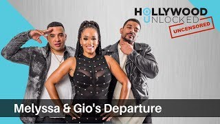 Jason Lee talks Melyssa Ford & Giovanni's Departure From Hollywood Unlocked [UNCENSORED]