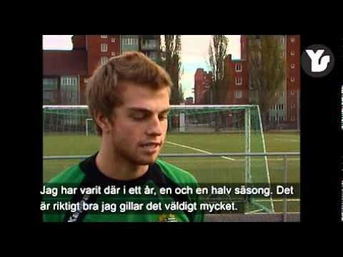 Interview: American players at Hammarby