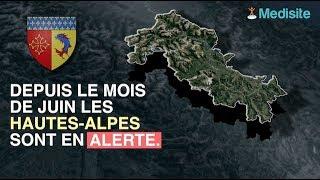 Hautes Alpes  : l'épidémie de fièvre charbonneuse continue de se propager