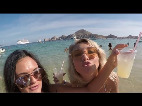 Cabo Spring Break 2017 - Champagne Showers