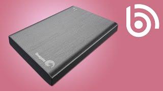 Seagate Wireless Plus Hard Drive Introduction