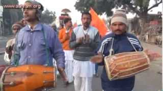 Prabhat Feri (Morning Procession) by Jodhpur Sadhaks , spreading spiritual waves
