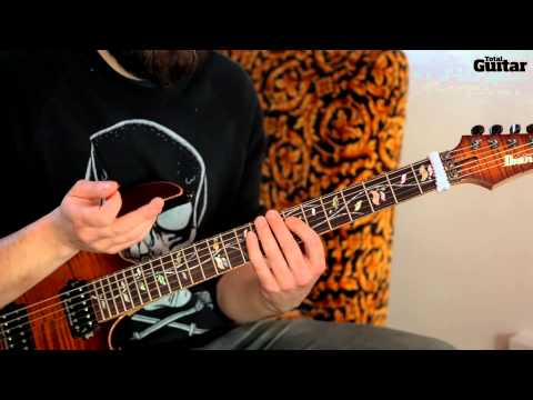 Guitar Lesson: Learn how to play Protest The Hero - Sex Tapes (TG253)