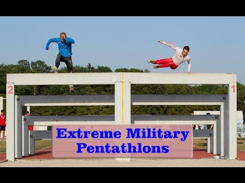 2 Crazy Extreme South American Military Obstacle Course Races