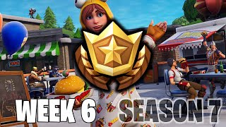 *SECRET BANNER* Week 6 Season 7 | Fortnite Battle Royale
