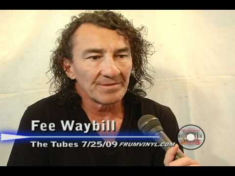 Fee Waybill of The Tubes Interview Part1