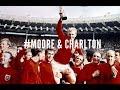 *19 BOBBY MOORE & BOBBY CHARLTON, LE ROYAUME FLAMBOYANT - CONTES DE FOOT