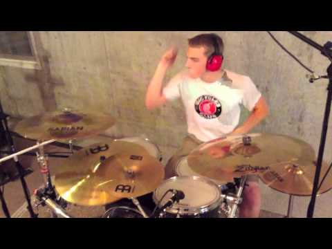A Day to Remember - NJ Legion Iced Tea - Drum Cover by Samuel