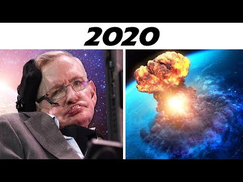 Stephen Hawking'in 2020