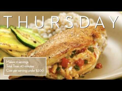 5-Ingredient Weeknight Dinner Recipes