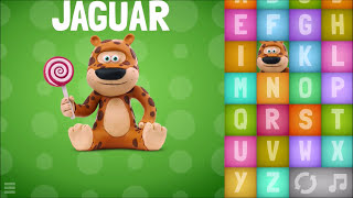 animal abc song learning letter phonic play alphabet game puzzle