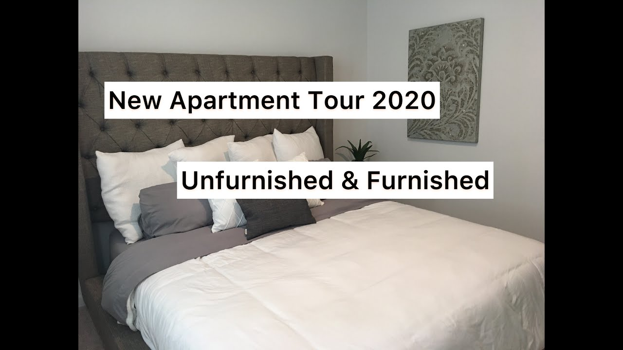 YouTube New Apartment Tour!