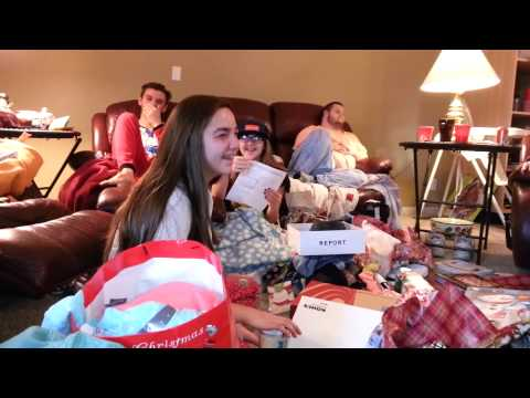 One Direction Christmas Suprise
