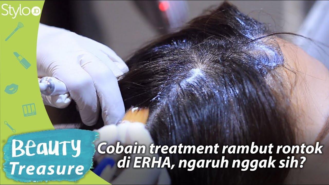 Cara Mengurangi Rambut Rontok dengan Perawatan di ERHA Clinic, Bikin Rambut Jadi Tumbuh Cepat!