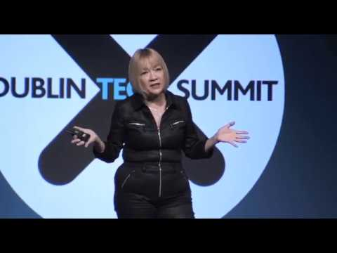 Cindy Gallop, CEO, MakeLoveNotPorn - Dublin Tech Summit 2017
