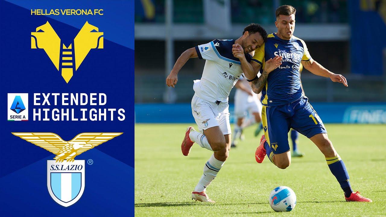 Download Hellas Verona vs. Lazio: Extended Highlights   Serie A   CBS Sports Golazo