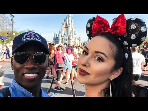 The SURPRISE Of A Lifetime (Disney World) - Brian Nhira VLOG