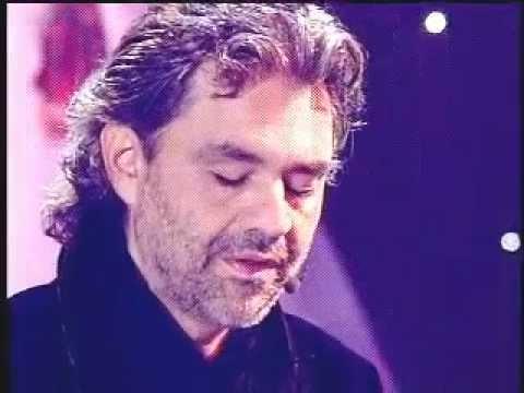 Andrea Bocelli Per Noi - Legenda (ITA)
