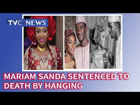 Mariam Sanda attempts fleeing as court  finds her guilty of killing husband