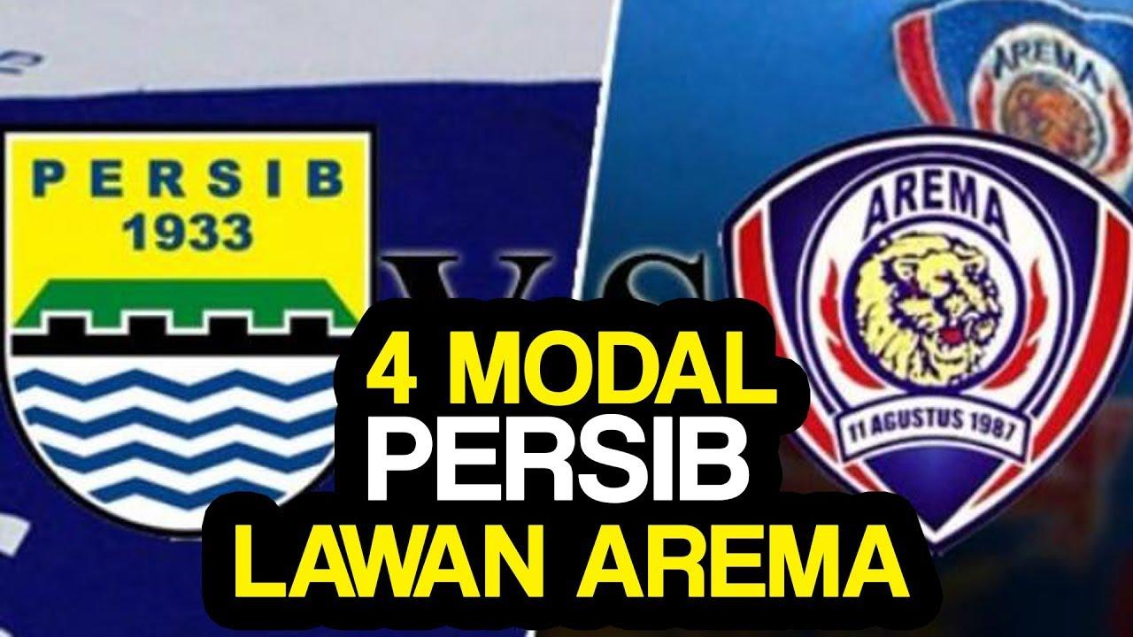 Persib Bandung Vs Arema FC 4 Modal Maung Bandung Mengalahkan Singo Edan