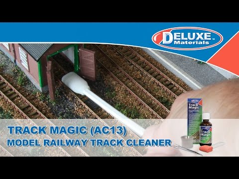 Track Magic – Track Cleaner for Model Railway