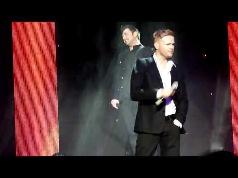 Westlife Farewell Tour - Seasons in the sun (Shenzhen 26/2/2012)