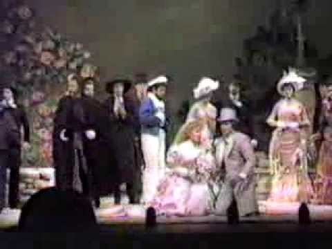 RUDDIGORE (Gibert & Sullivan) Act I (with subtitles)