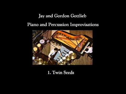 Jay and Gordon Gottlieb-Piano and Percussion Improvisations