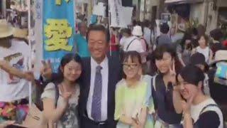 生活の党と山本太郎となかまたち」の小沢一郎共同代表が、参議院、全国...