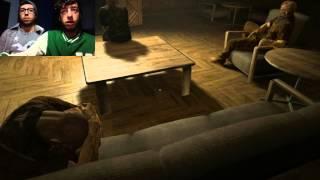 COME SI RICARICA QUESTA FOTTUTA VIDEOCAMERA?! - Outlast Gameplay #1