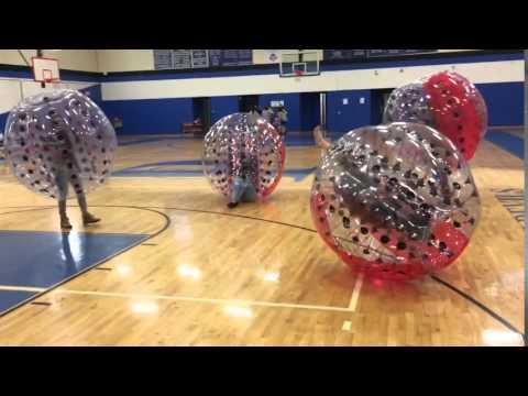 BorderSmash Knockerball - Presidio High School 1