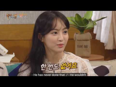 [We Got Married] Gong Myung Hye Sung Couple - Happy together Hyesung cut